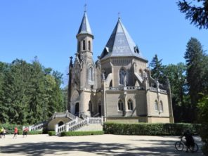 Schwarzemberská hrobka