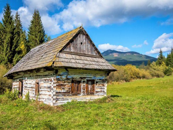 Slovensko pěší turistika zájezd