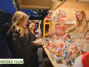 Slovinsko - vánoční trh Bled