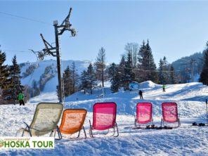 Soriška planina - lyžování ubytování