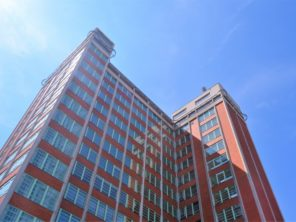 Správní budova č. 21 - zlínský mrakodrap