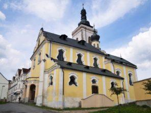 Kostel Všech Svatých - Stříbro
