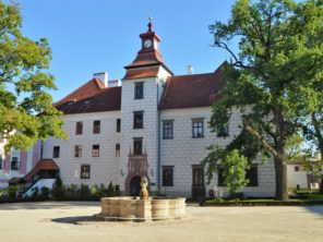Třeboňský zámek