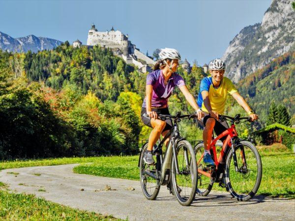Tauernská cyklostezka zájezd
