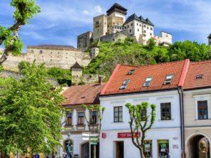 Hrad a město Trenčín