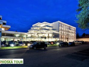 Turčianske Teplice - léčebný dům Veľká Fatra