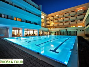 Turčianske Teplice - plavecký bazén Olympic