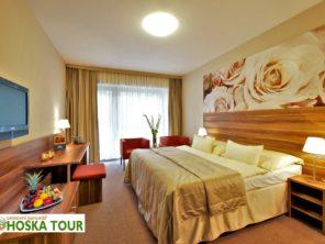 Turčianske Teplice - pokoje v hotelu Veľká Fatra