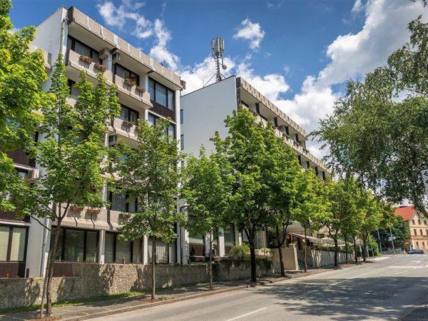 Ubytování - Hotel Krim - Bled