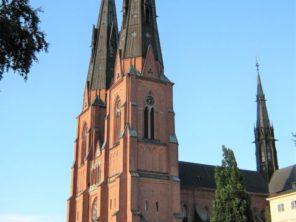 Uppsala - katedrála