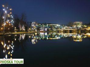 Vánoční Bled - Slovinsko