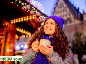 Vánoční trhy - Wroclaw