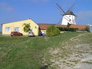 Větrný mlýn Retz