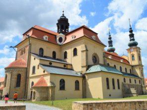 Velehrad - Bazilika sv. Cyrila a Metoděje 2