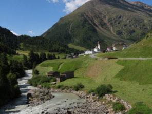 Horská obec Vent