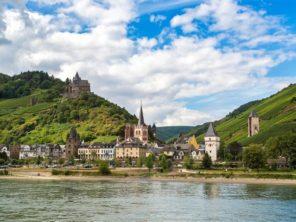 Romantické hrady v Porýní