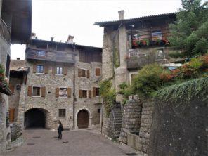 Villa Canale - kamenná vesnička