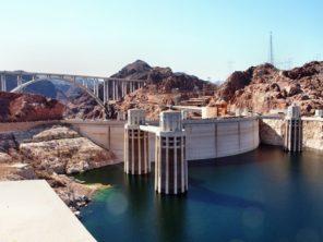Vodní nádrž Hoover Dam