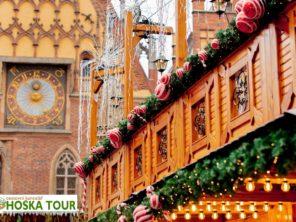 Vratislav - adventní a vánoční trhy