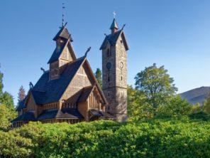 Kostel Wang