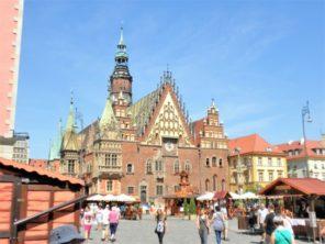 Wroclaw - Trhové náměstí