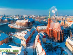 Wroclaw - adventní zájezdy