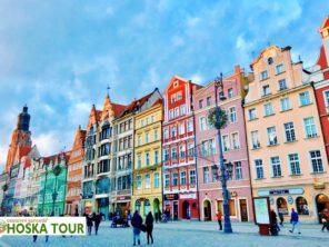 Wroclaw - jednodenní adventní zájezdy