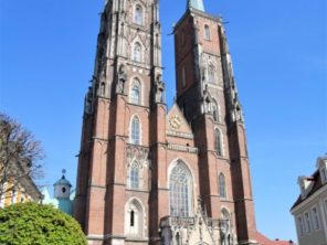 Wroclaw - katedrála Jana Křtitele