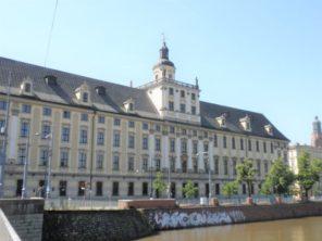 Wroclaw - univerzita