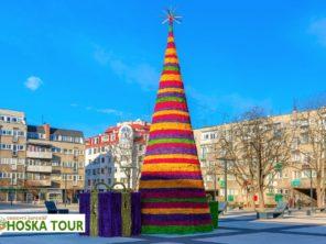 Wroclaw - zájezd na vánoční trhy