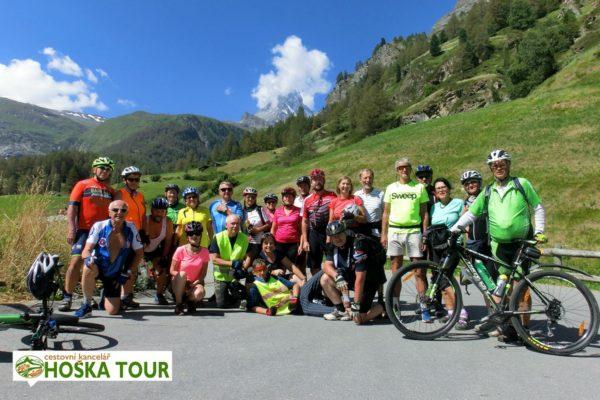 Zájezdy pro firmy - cyklistika ve Švýcarsku
