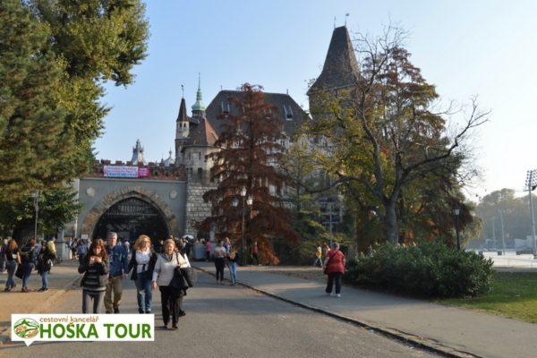 Zájezdy pro firmy - prohlídka Budapeště