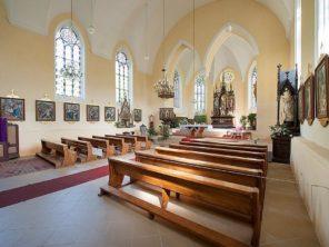 Zámek Hrubá Skála - kaple