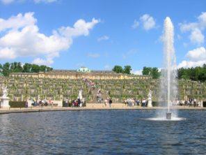 Zámek a zahrady Sanssouci