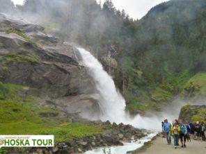 Zájezd Tauernská cyklostezka - Krimmelské vodopády