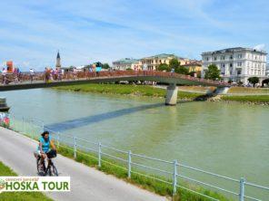 Zájezd Tauernská cyklostezka - Salzburg
