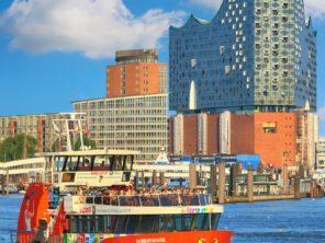 Zájezd do Hamburku - Labská filharmonie a lodě