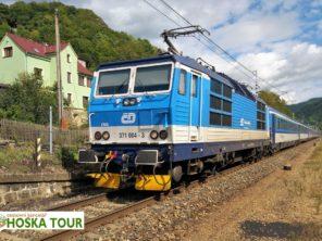 Zájezd do Hamburku - vlakem z Česka