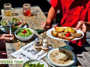 Zájezd do Štýrska - rakouský oběd