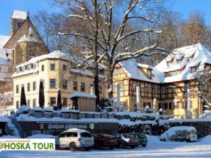 Zimní Chemnitz