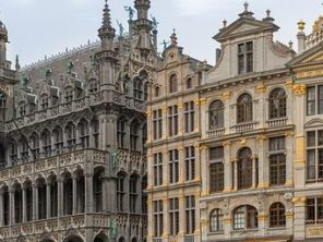 BRUSEL - hlavní město Belgie