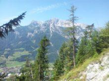 Ze zájezdu do oblasti Dachsteinu