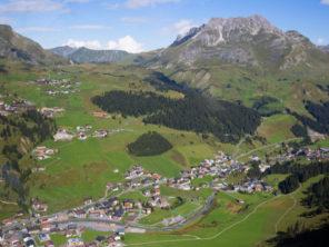 Údolí Lechtal