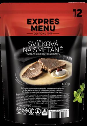 Expres menu Trutnov jídlo