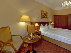 Hotel Centrální Lázně - lázeňské pobyty - pokoje Superior