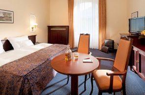 Hotel Excelsior - Mariánské Lázně - hotelové pokoje
