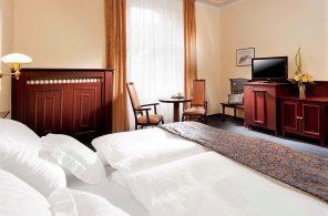 Hotel Excelsior - Mariánské Lázně - prostorné pokoje