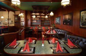 Hotel Excelsior - Mariánské Lázně - prostory restaurace