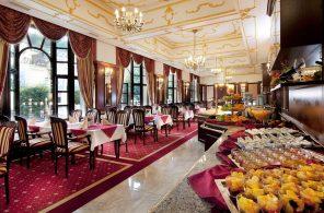 Hotel Excelsior - Mariánské Lázně - restaurace