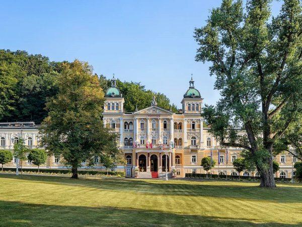 Hotel Nové Lázně Mariánské Lázně - lázeňské pobyty